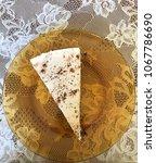 cake for birthday   Shutterstock . vector #1067786690