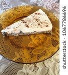cake for birthday   Shutterstock . vector #1067786696