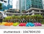 manila philippines   apr 9 2018 ...   Shutterstock . vector #1067804150