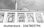 blur in iran  and old antique... | Shutterstock . vector #1067805794