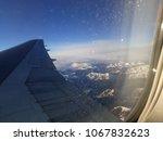 Aerial View Rocky Mountain Alberta - Fine Art prints