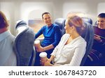 transport  tourism and air... | Shutterstock . vector #1067843720