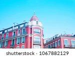 building of massena square in... | Shutterstock . vector #1067882129