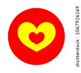 heart love icon   heart symbol  ... | Shutterstock .eps vector #1067926169