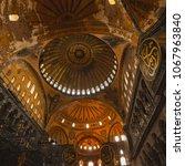 istanbul  turkey   april 07 ...   Shutterstock . vector #1067963840