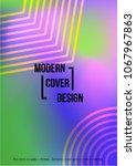 digital cover design for your... | Shutterstock .eps vector #1067967863