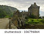Eilean Donan Castle Is A Small...