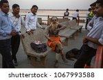 varanasi  india   mar 26  2018  ...   Shutterstock . vector #1067993588