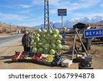 anatolia  turkey   november 6 ... | Shutterstock . vector #1067994878