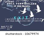 vector grungy background   Shutterstock .eps vector #10679974