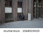 berlin  germany   june 3  2015  ... | Shutterstock . vector #1068024020