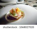 mahi mahi fish in bora bora   Shutterstock . vector #1068027020