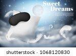 vector 3d realistic... | Shutterstock .eps vector #1068120830