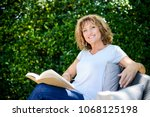 portrait of beautiful and...   Shutterstock . vector #1068125198