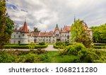 chynadiyevo  ukraine   may 5 ... | Shutterstock . vector #1068211280