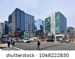 boston  massachusetts  usa  ... | Shutterstock . vector #1068222830
