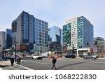 boston  massachusetts  usa  ... | Shutterstock . vector #1068222830
