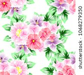 abstract elegance seamless...   Shutterstock . vector #1068279350