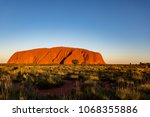 northern territory state ...   Shutterstock . vector #1068355886