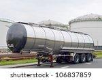Fuel Tanker Semi Truck