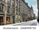 rennes  france  2 april 2018 ... | Shutterstock . vector #1068498710
