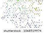 dark multicolor  rainbow vector ...   Shutterstock .eps vector #1068519974