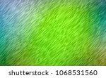 light blue  green vector layout ... | Shutterstock .eps vector #1068531560