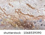 beige colors. hand painted...   Shutterstock . vector #1068539390
