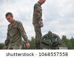 Military Ground Alabino  Mosco...