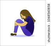 unique vector illustration of... | Shutterstock .eps vector #1068560858