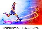 olympic games  tokyo 2021... | Shutterstock .eps vector #1068618896