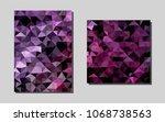 light pink  bluevector pattern...