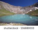 A Turquoise Hanging Lake ...