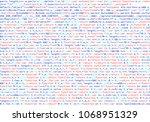 software. web developer... | Shutterstock .eps vector #1068951329
