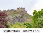edinburgh scotland   may 21 ... | Shutterstock . vector #1068951773