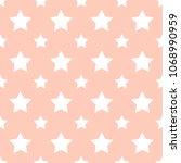 seamless geometric pattern from ... | Shutterstock . vector #1068990959