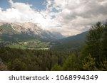 northern italian lake | Shutterstock . vector #1068994349