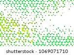 light green  yellow vector...   Shutterstock .eps vector #1069071710