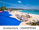 unawatuna  sri lanka jan 4 ...   Shutterstock . vector #1069095968