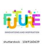 vector illustration of... | Shutterstock .eps vector #1069160639