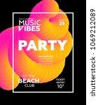 web banner or print poster for... | Shutterstock .eps vector #1069212089