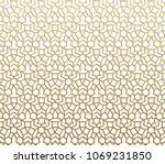 seamless geometric pattern.... | Shutterstock .eps vector #1069231850
