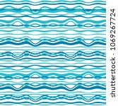 abstract nautical background.... | Shutterstock .eps vector #1069267724