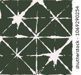 green  gray dark geo pattern...   Shutterstock .eps vector #1069290254