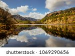 dramatic landscape from the...   Shutterstock . vector #1069290656
