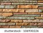 rock element in nature and many ... | Shutterstock . vector #106930226