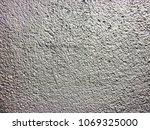abstract concrete wall texture... | Shutterstock . vector #1069325000