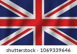 vector of ripple uk flag   Shutterstock .eps vector #1069339646