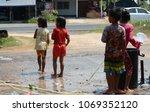 thailand april 14 2018  the...   Shutterstock . vector #1069352120