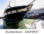 bow of the ss great britain | Shutterstock . vector #10693927